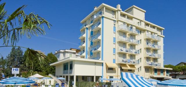 Hotel bolivar jesolo beach venezia for Designhotel jesolo