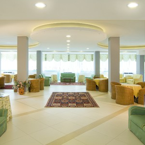 Salotto, Hotel Bolivar * * * Jesolo
