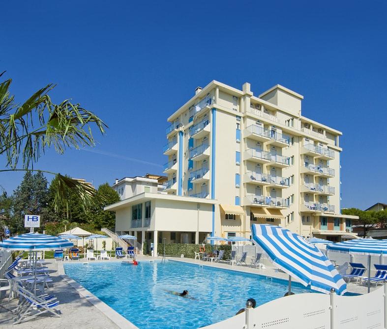Hotel Bolivar, Jesolo Venezia